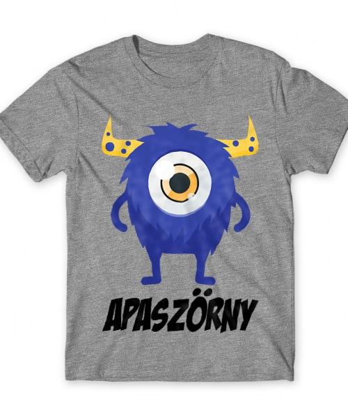 Apaszörny Póló - Ha Family rajongó ezeket a pólókat tuti imádni fogod!