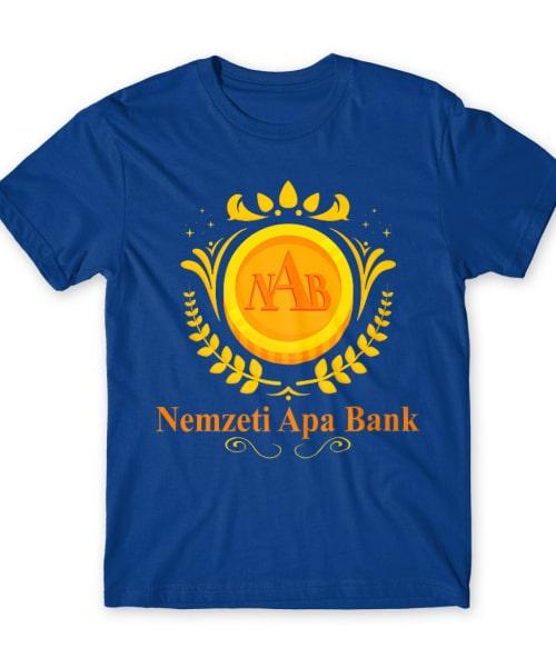 Nemzeti Apa Bank Póló - Ha Family rajongó ezeket a pólókat tuti imádni fogod!