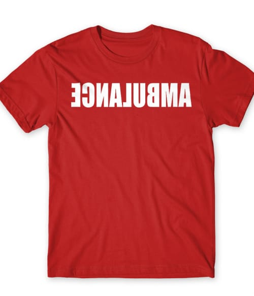 Ambulance Póló - Ha Ambulance rajongó ezeket a pólókat tuti imádni fogod!