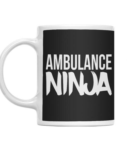 Ambulance Ninja Póló - Ha Ambulance rajongó ezeket a pólókat tuti imádni fogod!