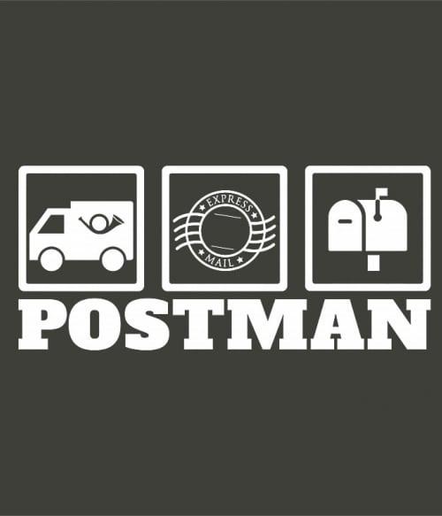 Postman Póló - Ha Postman rajongó ezeket a pólókat tuti imádni fogod!
