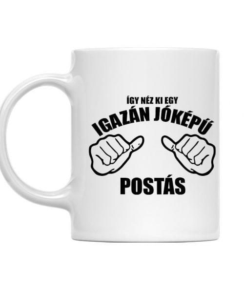 Igazán jóképű postás Póló - Ha Postman rajongó ezeket a pólókat tuti imádni fogod!
