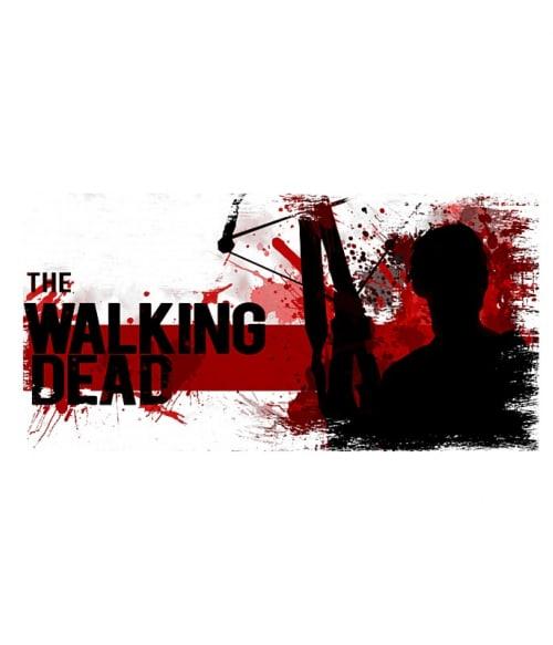 The Walking Dead Nyílpuska Póló - Ha The Walking Dead rajongó ezeket a pólókat tuti imádni fogod!