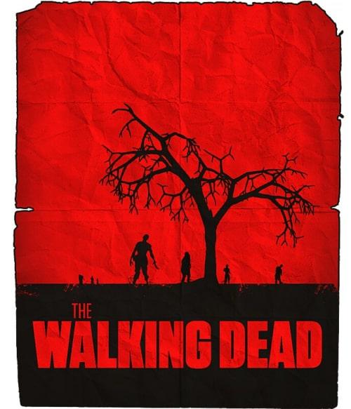 Red Tree Póló - Ha The Walking Dead rajongó ezeket a pólókat tuti imádni fogod!