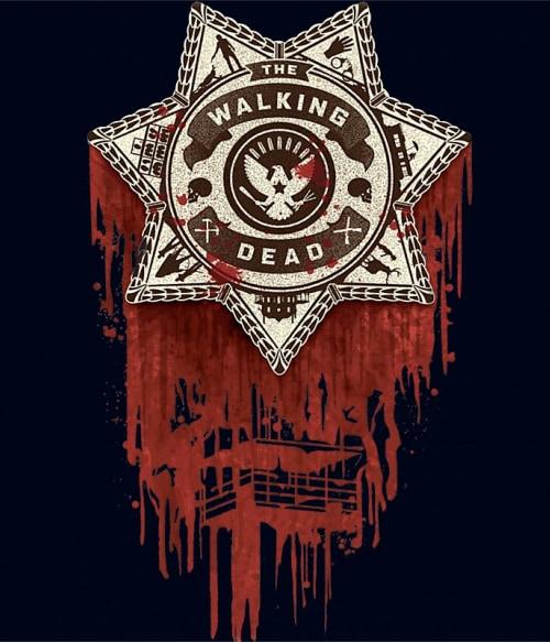 The Walking Dead jelvény Póló - Ha The Walking Dead rajongó ezeket a pólókat tuti imádni fogod!