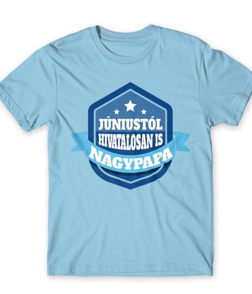 Papa kicsi szíve Póló - Ha Family rajongó ezeket a pólókat tuti imádni fogod!