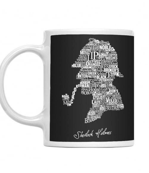 Sherlock in a Thousand Words Póló - Ha Sherlock rajongó ezeket a pólókat tuti imádni fogod!