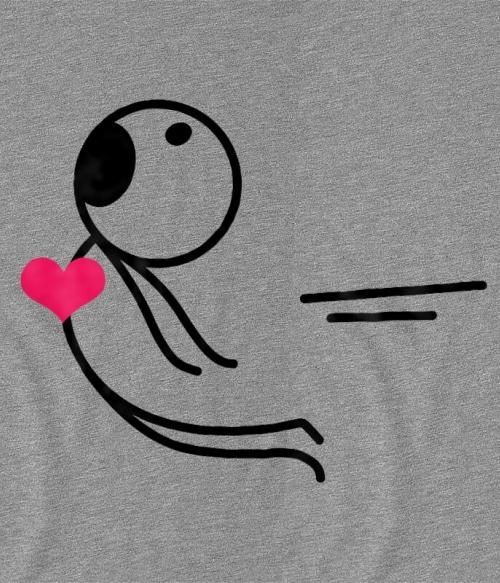 Love Magnet – Férfi Póló - Ha Couple rajongó ezeket a pólókat tuti imádni fogod!