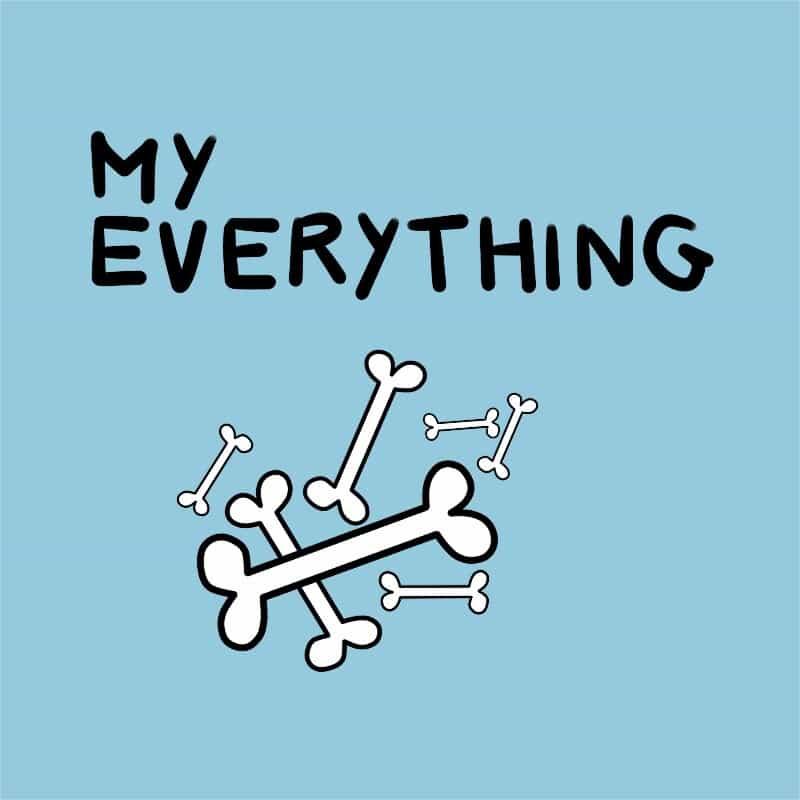 You Are My Everything – Női Póló - Ha Couple rajongó ezeket a pólókat tuti imádni fogod!