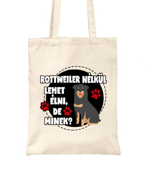 b6d0415a0 Rottweiler Táska | PamutLabor Pólónyomda