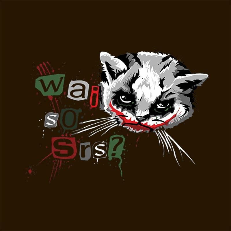 Joker Grumpy Cat Póló - Ha Meme rajongó ezeket a pólókat tuti imádni fogod!