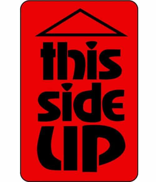 This Side Up – red Póló - Ha Other rajongó ezeket a pólókat tuti imádni fogod!