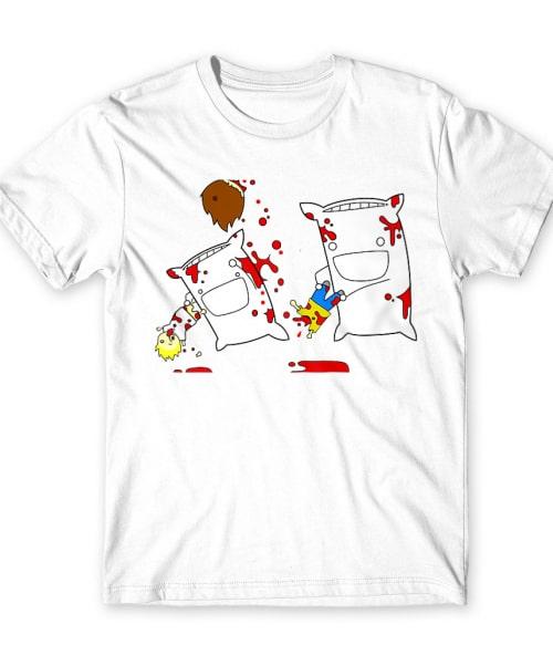 Alternatív Univerzum – Párnacsata Póló - Ha Fun rajongó ezeket a pólókat tuti imádni fogod!