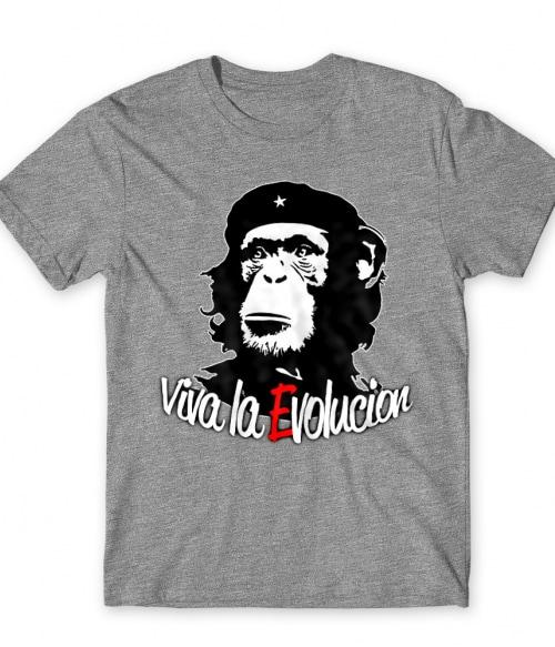 Viva La Evolution Póló - Ha Fun rajongó ezeket a pólókat tuti imádni fogod!