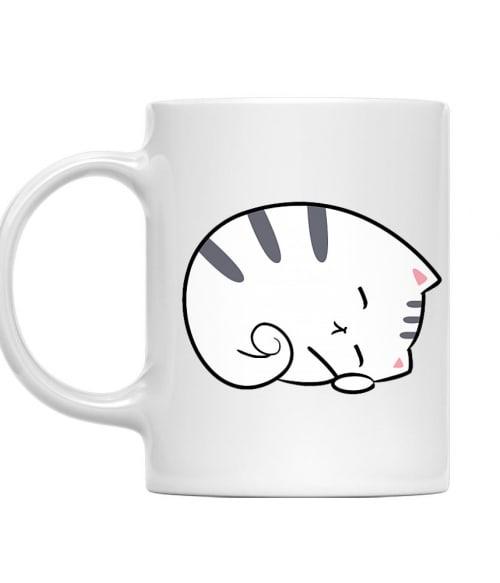 Alvós cica Póló - Ha Cat rajongó ezeket a pólókat tuti imádni fogod!