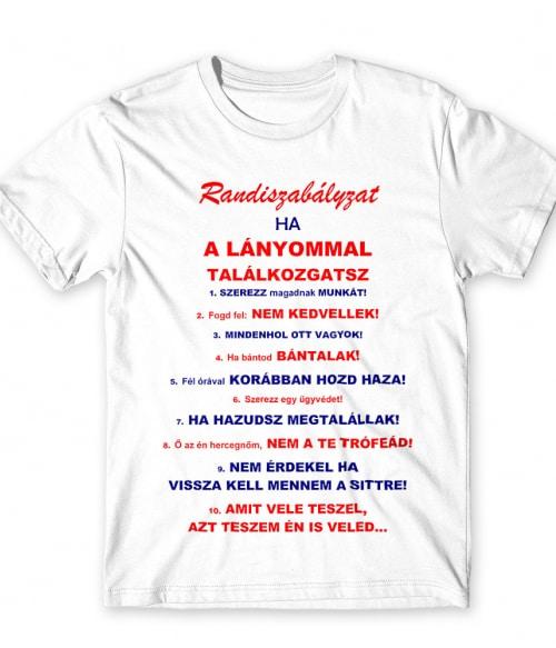 Randiszabályzat 2 Póló - Ha Fun rajongó ezeket a pólókat tuti imádni fogod!