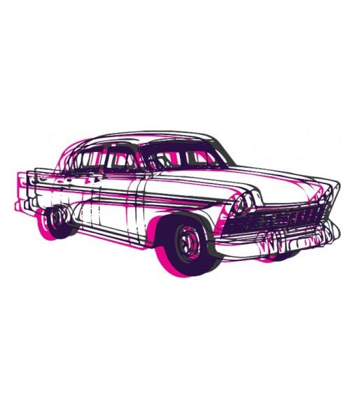 Oldschool Popart Car Póló - Ha Other rajongó ezeket a pólókat tuti imádni fogod!
