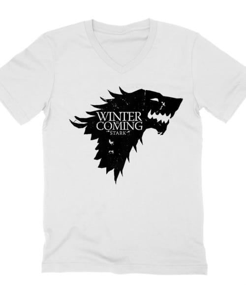 Stark logó Póló - Ha Game of Thrones rajongó ezeket a pólókat tuti imádni fogod!