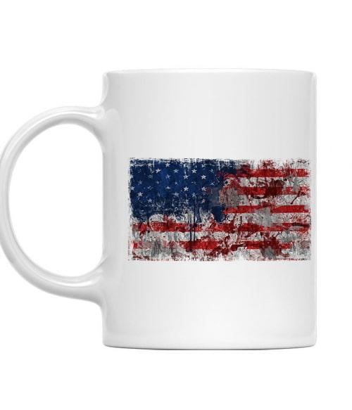 USA zászló Póló - Ha Flags rajongó ezeket a pólókat tuti imádni fogod!