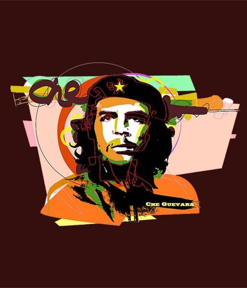 Che Guevara - Vivid Póló - Ha Che Guevara rajongó ezeket a pólókat tuti imádni fogod!