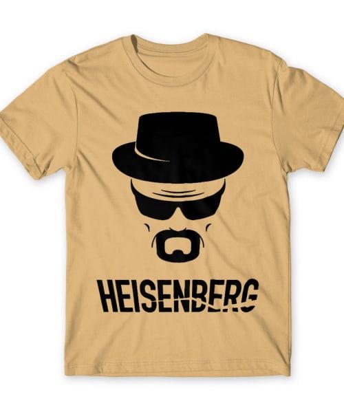 Heisenberg Póló - Ha Breaking Bad rajongó ezeket a pólókat tuti imádni fogod!