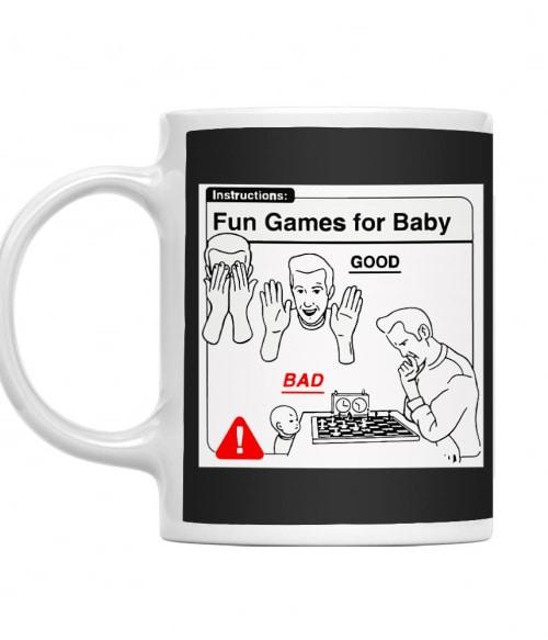 Baby Instructions – Mókázás Póló - Ha Baby rajongó ezeket a pólókat tuti imádni fogod!