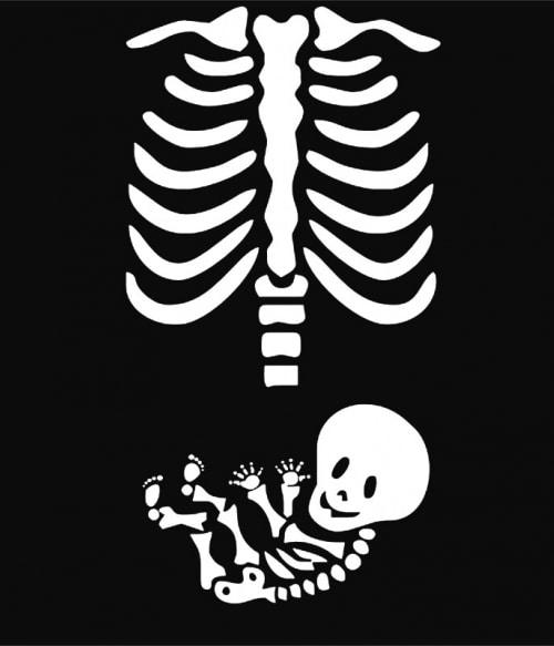 Baba csontváz Póló - Ha Baby rajongó ezeket a pólókat tuti imádni fogod!