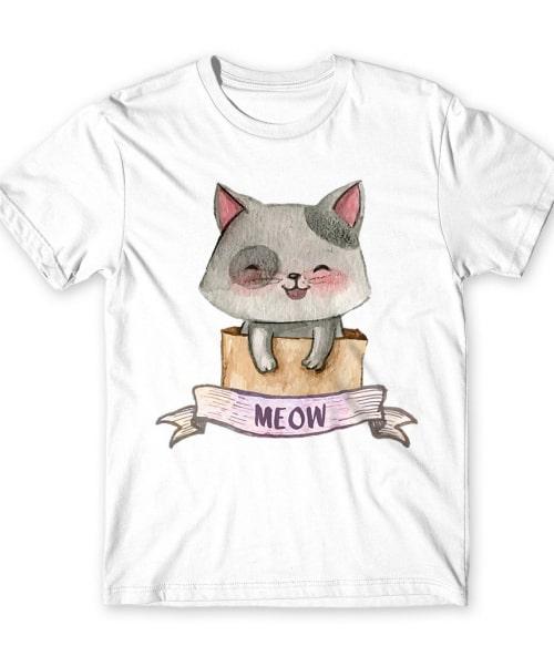 Cica a dobozban Póló - Ha Cat rajongó ezeket a pólókat tuti imádni fogod!