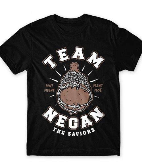 Team Negan The Saviors Póló - Ha The Walking Dead rajongó ezeket a pólókat tuti imádni fogod!