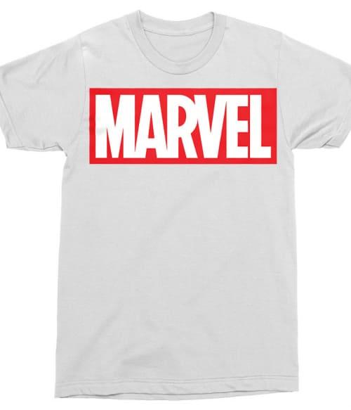Marvel logo Póló - Ha Avengers rajongó ezeket a pólókat tuti imádni fogod!