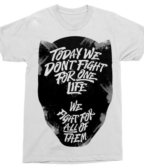 For all of them Póló - Ha Black Panther rajongó ezeket a pólókat tuti imádni fogod!