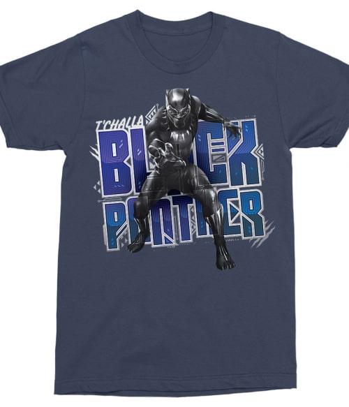 Black Panther Póló - Ha Black Panther rajongó ezeket a pólókat tuti imádni fogod!