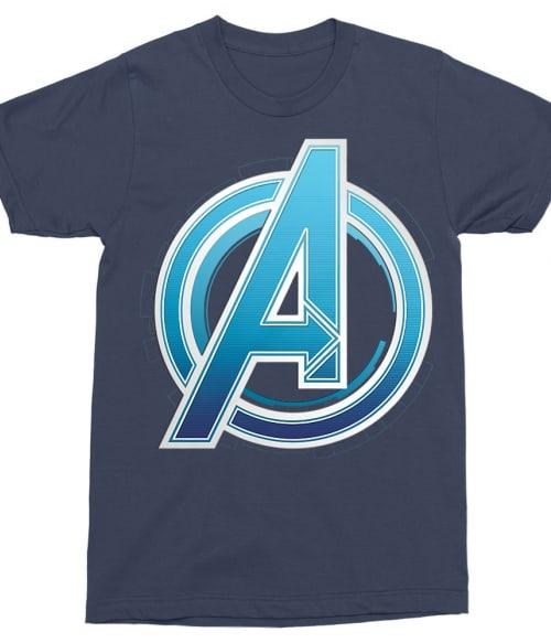 Avengers Logo Póló - Ha Avengers rajongó ezeket a pólókat tuti imádni fogod!