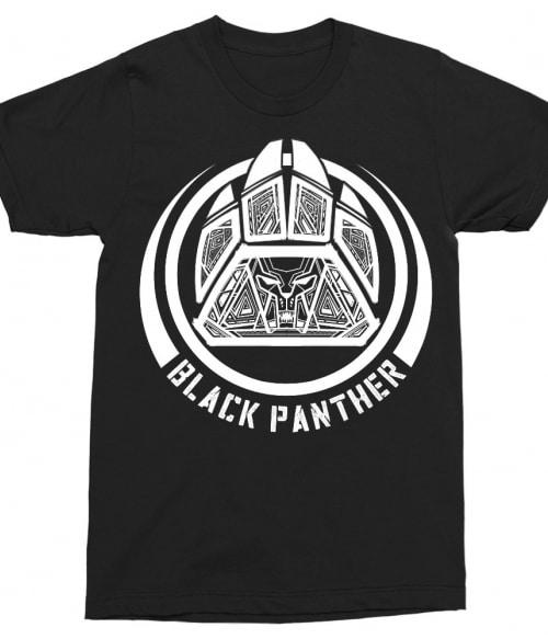 Panther Paw badge Póló - Ha Black Panther rajongó ezeket a pólókat tuti imádni fogod!