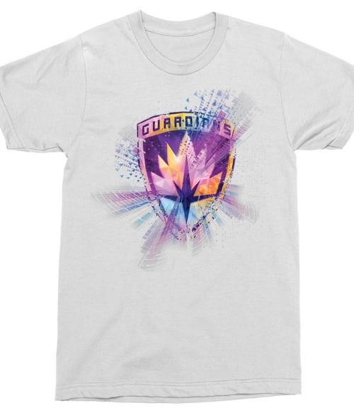 Guardians polygon Póló - Ha Guardians of the Galaxy rajongó ezeket a pólókat tuti imádni fogod!