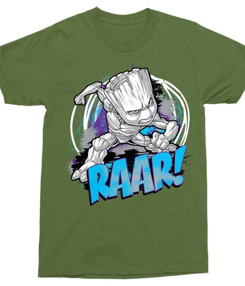Groot raar Póló - Ha Guardians of the Galaxy rajongó ezeket a pólókat tuti imádni fogod!