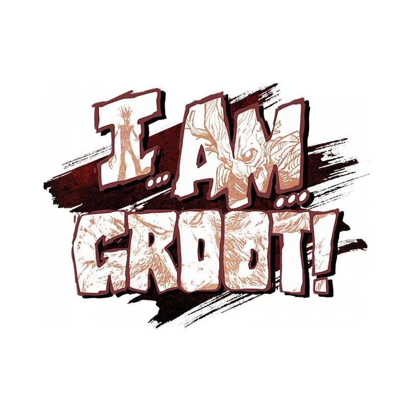 I am Groot Póló - Ha Guardians of the Galaxy rajongó ezeket a pólókat tuti imádni fogod!