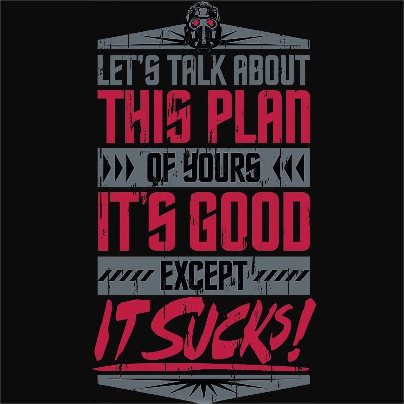 Star Lord plan Póló - Ha Guardians of the Galaxy rajongó ezeket a pólókat tuti imádni fogod!