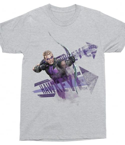 Hawkeye grunge Póló - Ha Hawkeye rajongó ezeket a pólókat tuti imádni fogod!