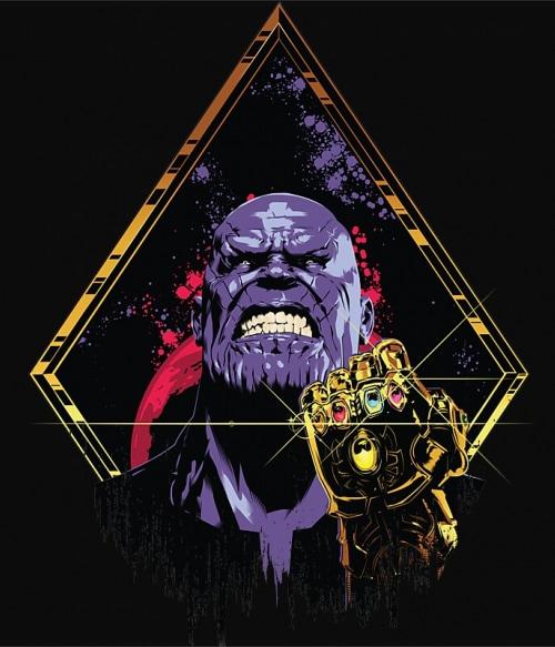 Thanos universe Póló - Ha Thanos rajongó ezeket a pólókat tuti imádni fogod!