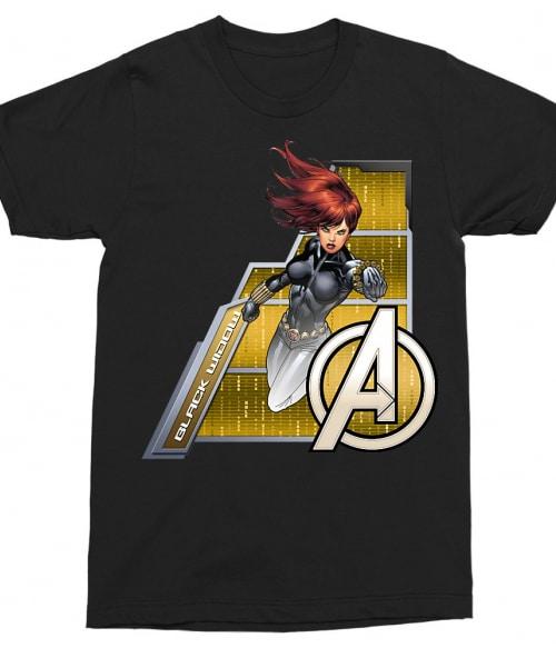 Black Widow Avenger Póló - Ha Black Widow rajongó ezeket a pólókat tuti imádni fogod!