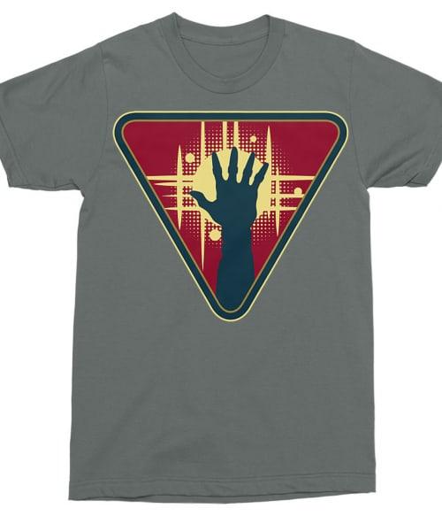 Captain Marvel hand logo Póló - Ha Captain Marvel rajongó ezeket a pólókat tuti imádni fogod!