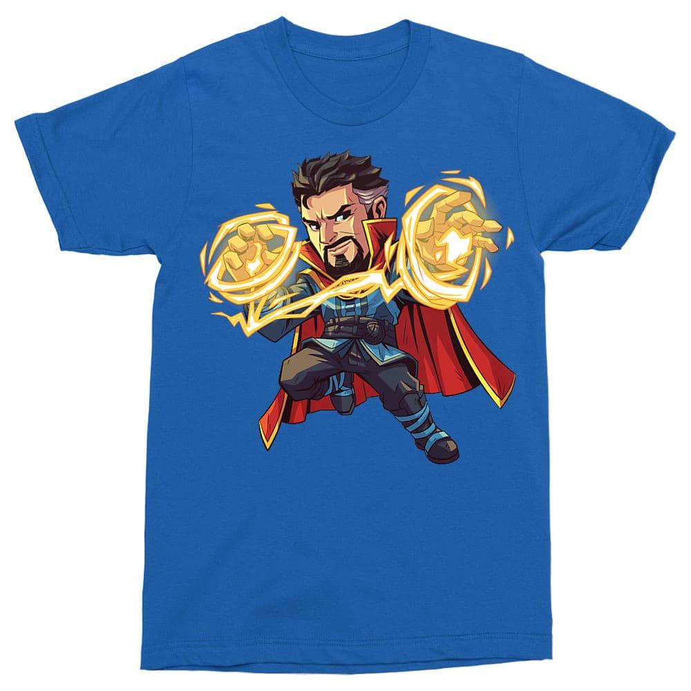 Doctor Strange chibi Póló - Ha Dr Strange rajongó ezeket a pólókat tuti imádni fogod!