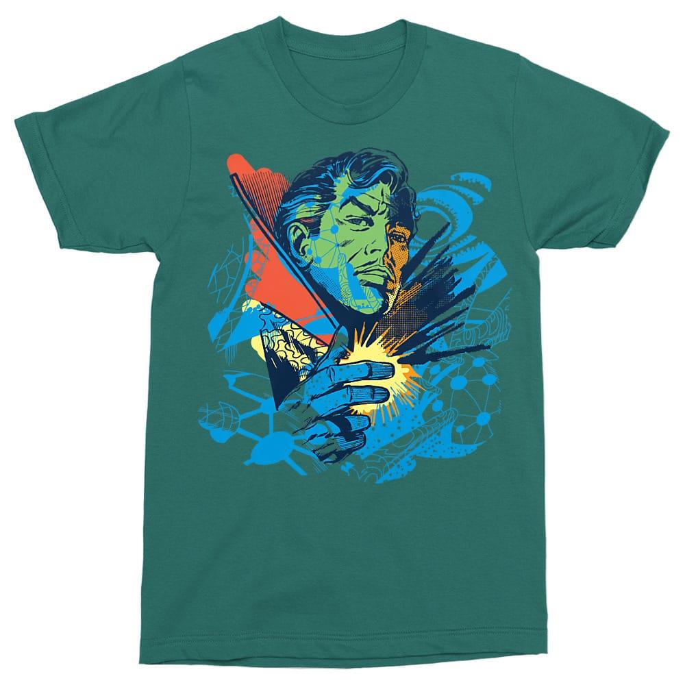 Doctor Strange colors Póló - Ha Dr Strange rajongó ezeket a pólókat tuti imádni fogod!