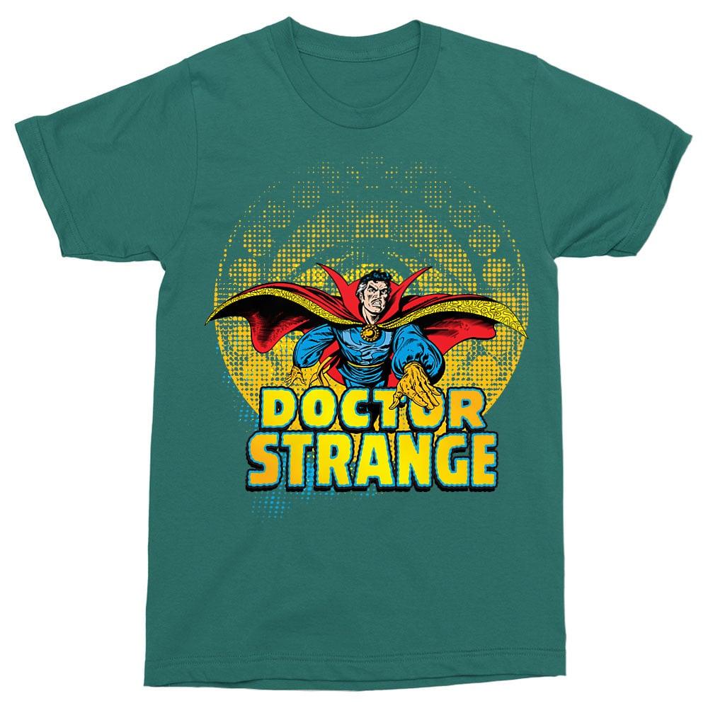 Doctor Strange comics style Póló - Ha Dr Strange rajongó ezeket a pólókat tuti imádni fogod!