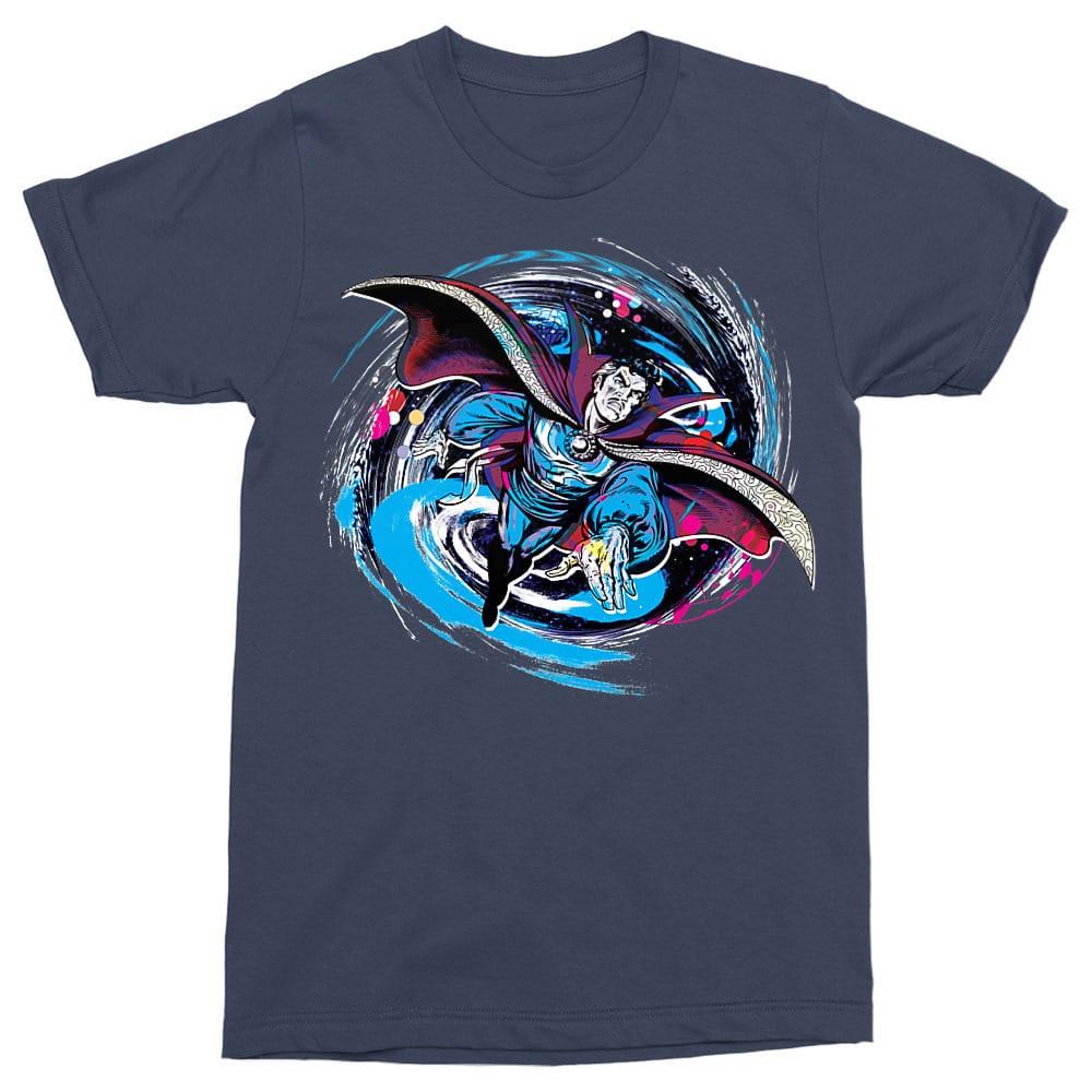 Doctor Strange cosmos Póló - Ha Dr Strange rajongó ezeket a pólókat tuti imádni fogod!