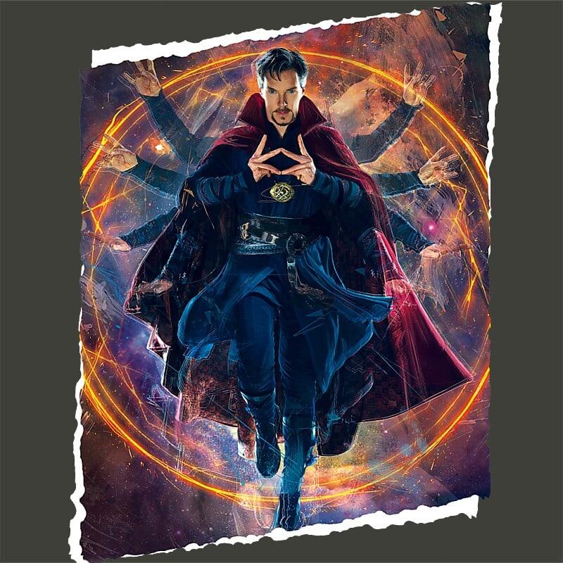 Doctor Strange power Póló - Ha Dr Strange rajongó ezeket a pólókat tuti imádni fogod!