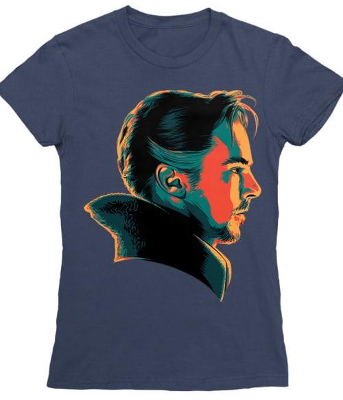 Doctor Strange vector Póló - Ha Dr Strange rajongó ezeket a pólókat tuti imádni fogod!