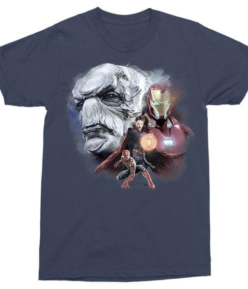 Watercolor avengers Póló - Ha Dr Strange rajongó ezeket a pólókat tuti imádni fogod!