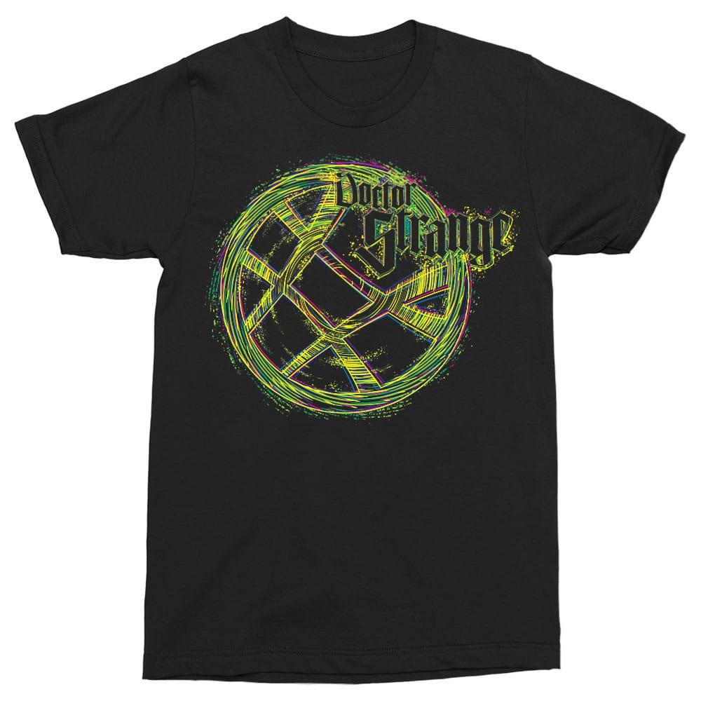 Doctor Strange color spiral Póló - Ha Dr Strange rajongó ezeket a pólókat tuti imádni fogod!